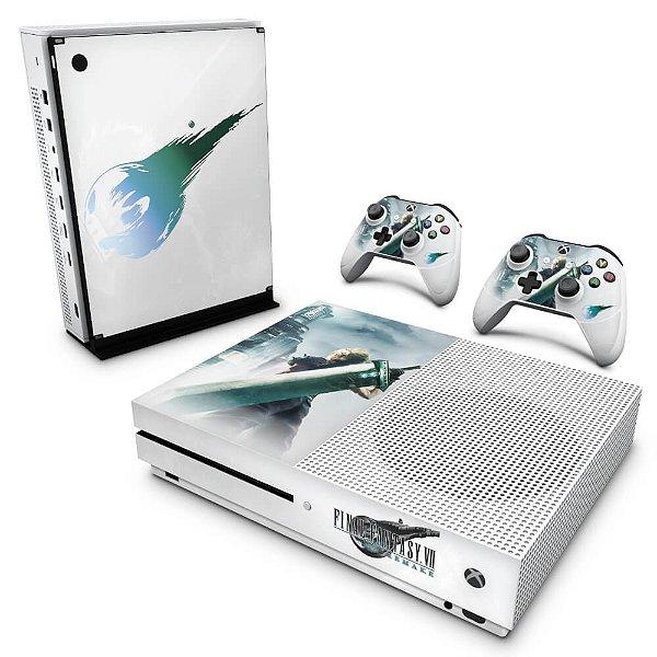 Xbox One Slim Skin - Final Fantasy 7 Remake
