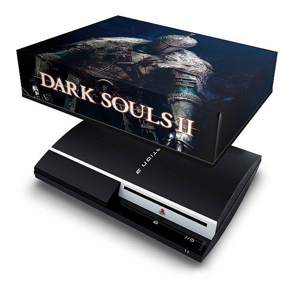 PS3 Fat Capa Anti Poeira - Dark Souls 2 Ii
