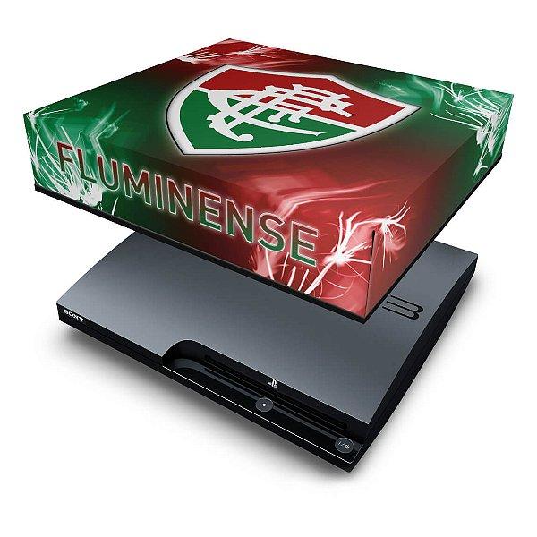 PS3 Slim Capa Anti Poeira - Fluminense