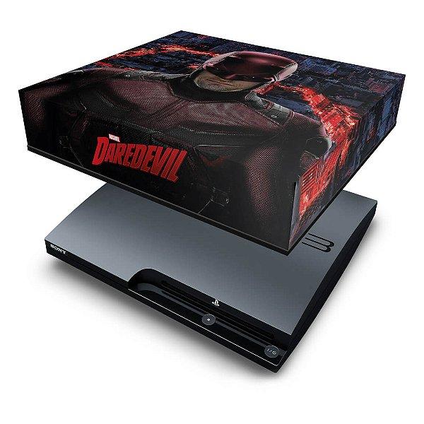 PS3 Slim Capa Anti Poeira - Daredevil Demolidor