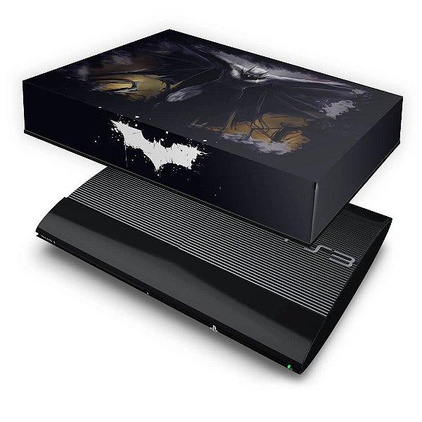 PS3 Super Slim Capa Anti Poeira - Batman