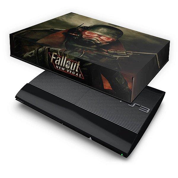 PS3 Super Slim Capa Anti Poeira - Fallout New