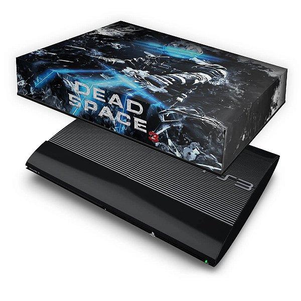 PS3 Super Slim Capa Anti Poeira - Dead Space 3