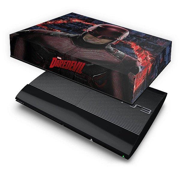 PS3 Super Slim Capa Anti Poeira - Daredevil Demolidor