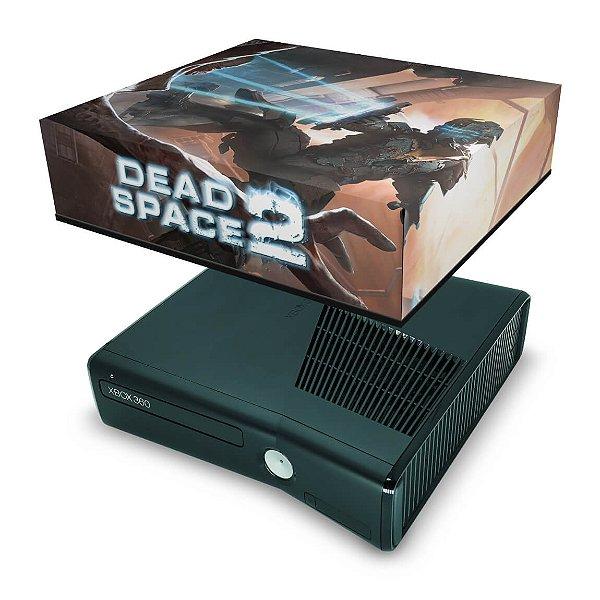 Xbox 360 Slim Capa Anti Poeira - Dead Space 2