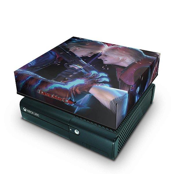 Xbox 360 Super Slim Capa Anti Poeira - Devil May Cry 4