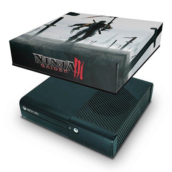 Xbox 360 Super Slim Capa Anti Poeira - Ninja Gaiden 3