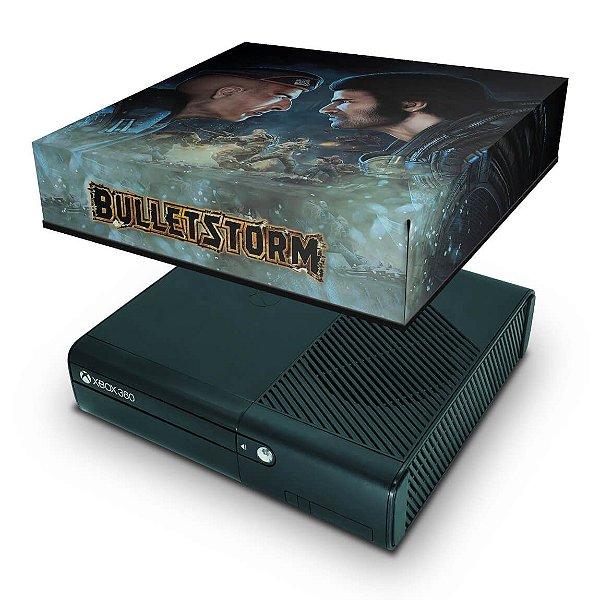 Xbox 360 Super Slim Capa Anti Poeira - Bulletstorm