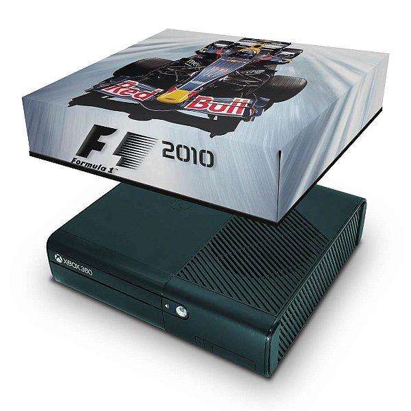 Xbox 360 Super Slim Capa Anti Poeira - Formula 1 #a