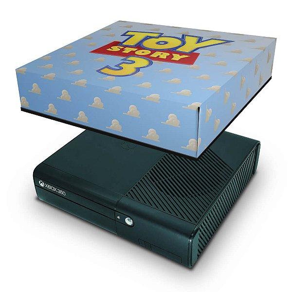 Xbox 360 Super Slim Capa Anti Poeira - Toy Story
