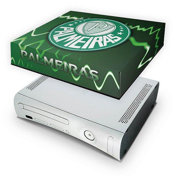 Xbox 360 Fat Capa Anti Poeira - Palmeiras