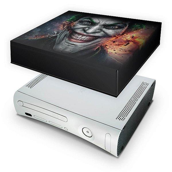 Xbox 360 Fat Capa Anti Poeira - Coringa Joker #b