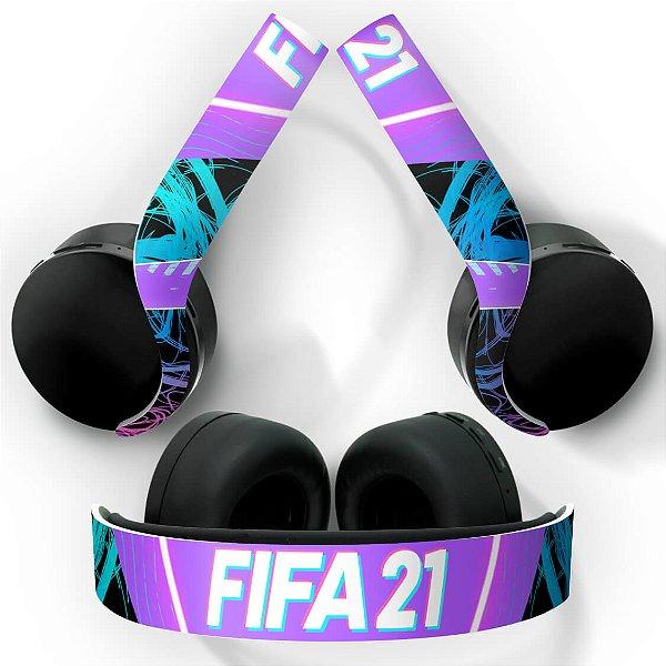 PS5 Skin Headset Pulse 3D - FIFA 21