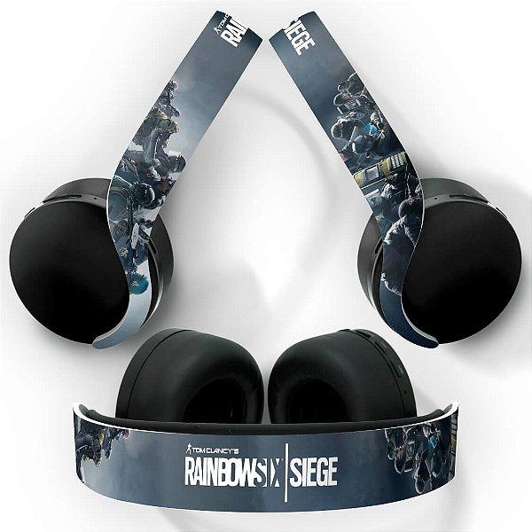 PS5 Skin Headset Pulse 3D - Tom Clancy's Rainbow Six Siege