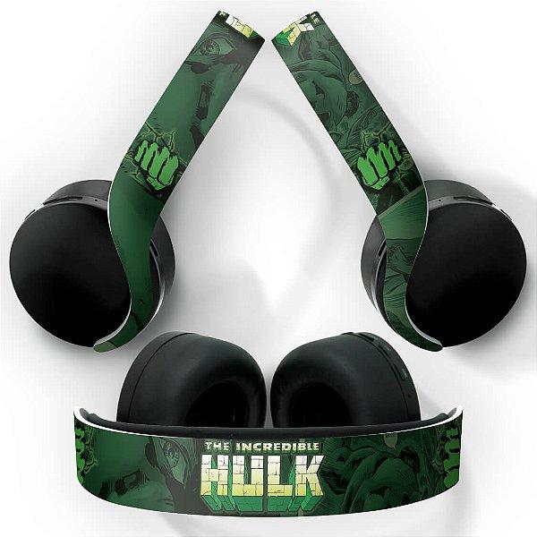PS5 Skin Headset Pulse 3D - Hulk Comics