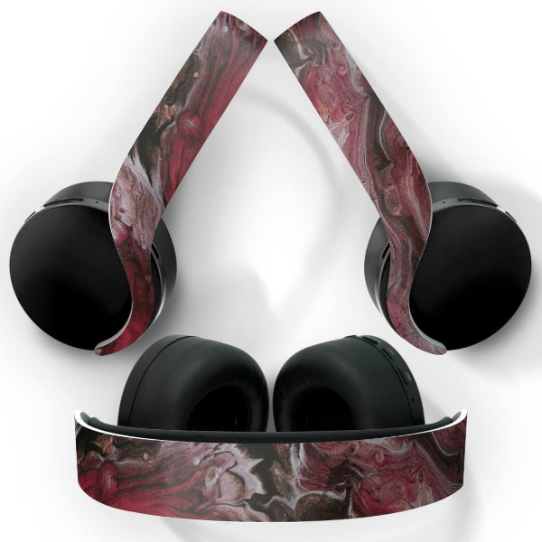 PS5 Skin Headset Pulse 3D - Abstrato #104