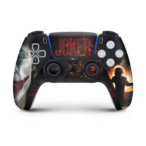 Skin PS5 Controle - Joker Filme