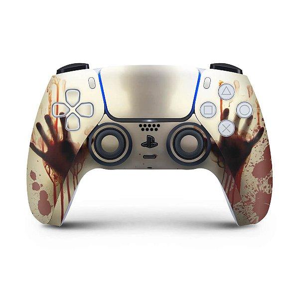 Skin PS5 Controle - Fear The Walking Dead