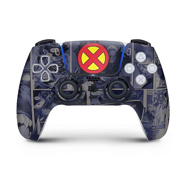 Skin PS5 Controle - X-Men Comics