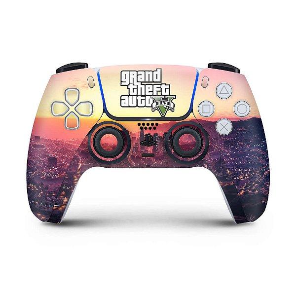 Skin PS5 Controle - GTA V