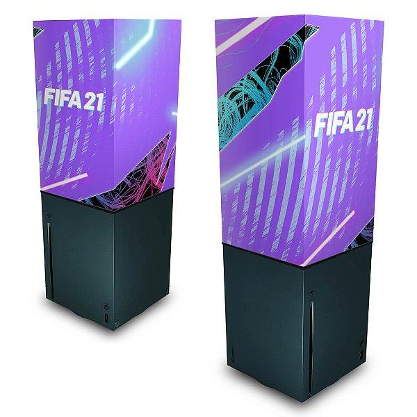 Xbox Series X Capa Anti Poeira - FIFA 21