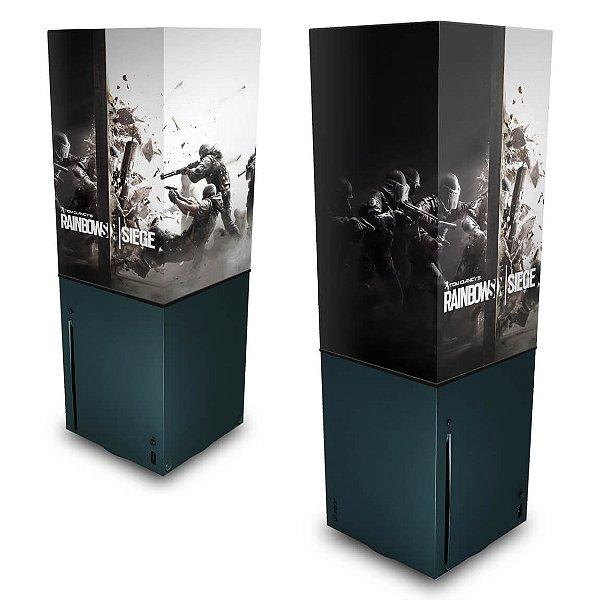 Xbox Series X Capa Anti Poeira - Tom Clancy's Rainbow Six Siege