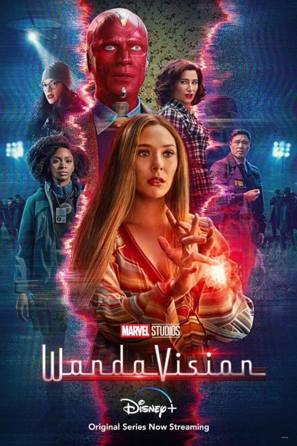 Poster WandaVision B