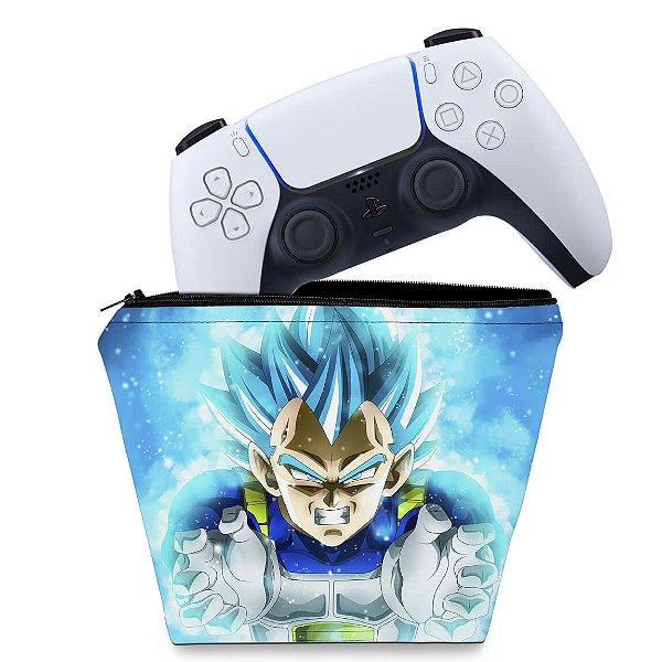 Capa PS5 Controle Case - Dragon Ball Super