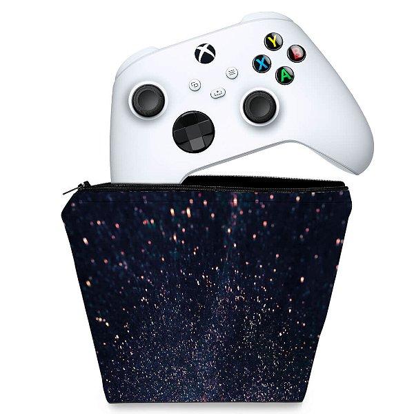 Capa Xbox Series S X Controle Case - Abstrato #97