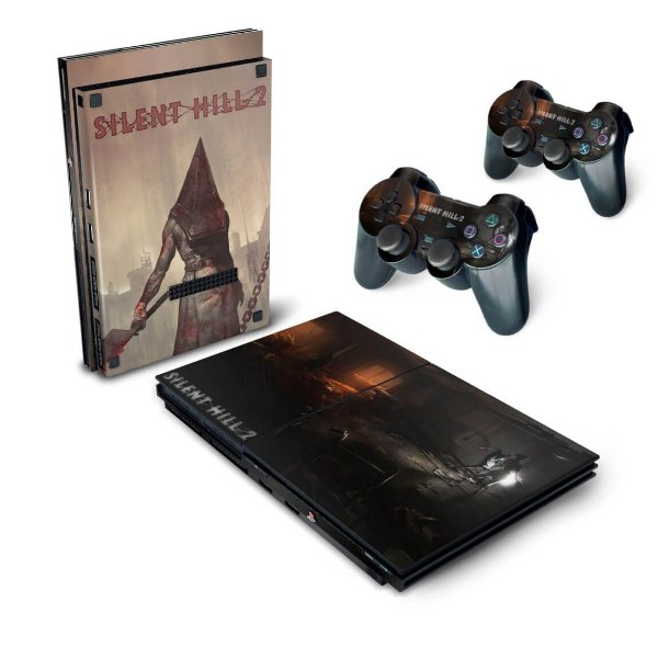 PS2 Slim Skin - Silent Hill 2