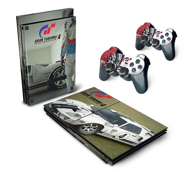 PS2 Slim Skin - Gran Turismo 4