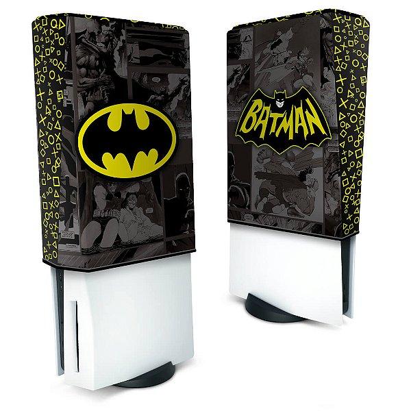 Capa PS5 Anti Poeira - Batman Comics