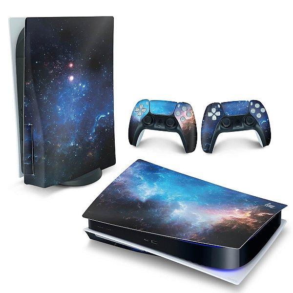 Skin PS5 - Universo Cosmos