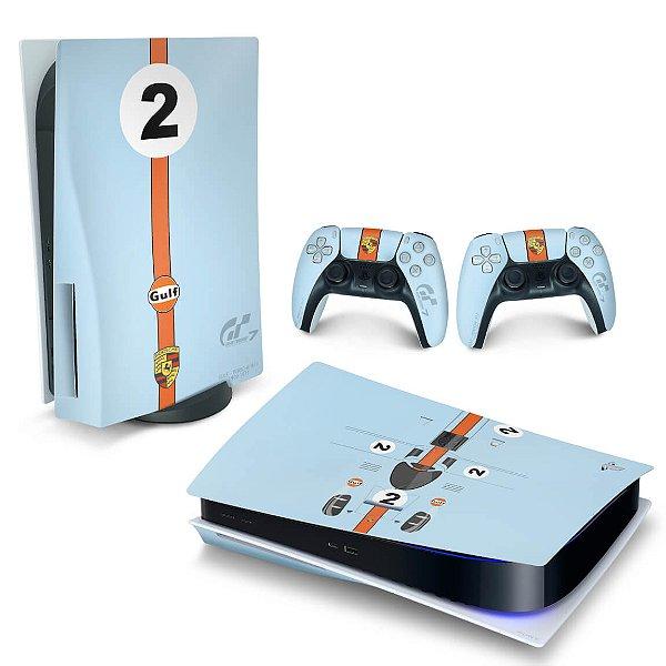 Skin PS5 - Gran Turismo 7
