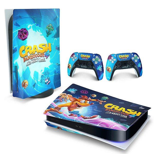Skin PS5 - Crash Bandicoot 4