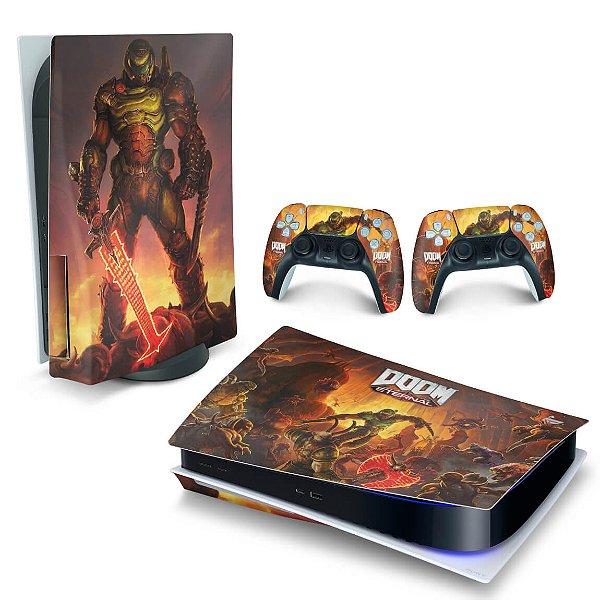 Skin PS5 - Doom Eternal