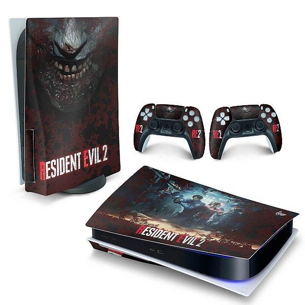 Skin PS5 - Resident Evil 2 Remake