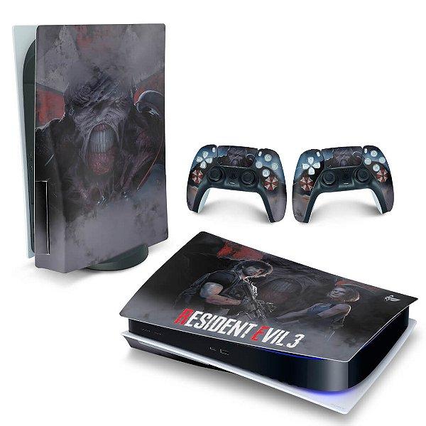 Skin PS5 - Resident Evil 3 Remake
