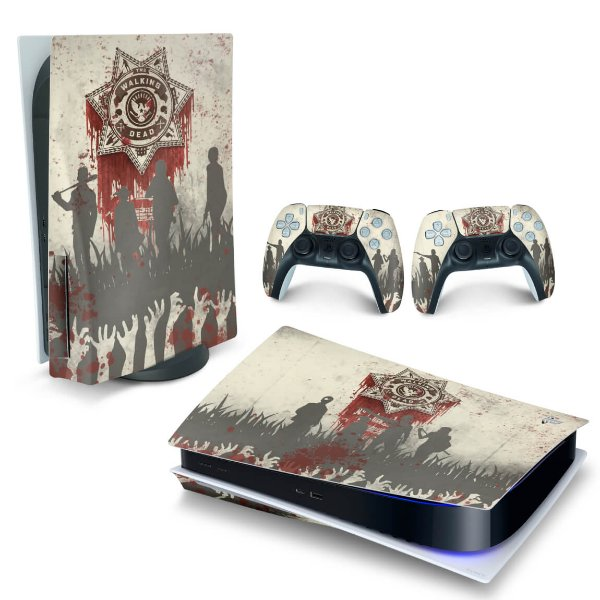 Skin PS5 - The Walking Dead