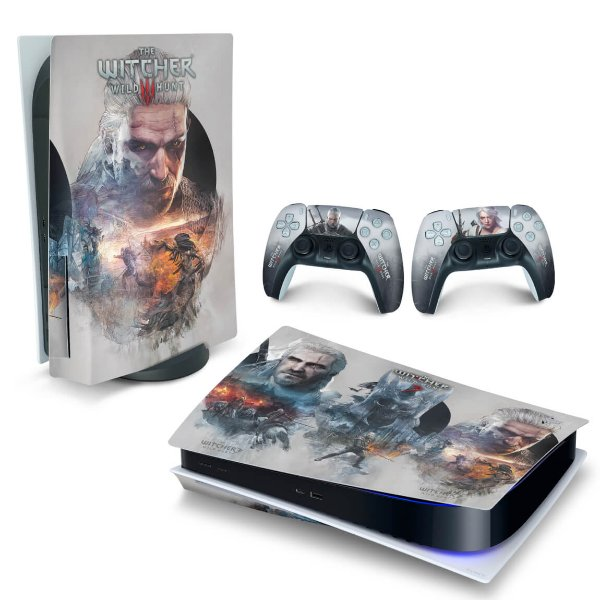 Skin PS5 - The Witcher 3
