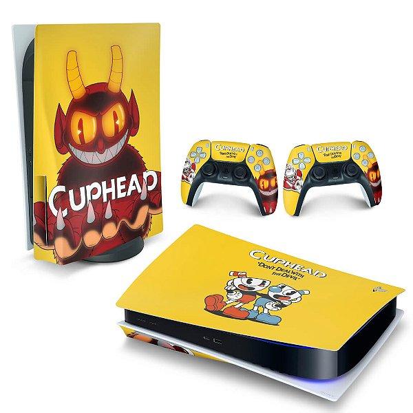 Skin PS5 - Cuphead