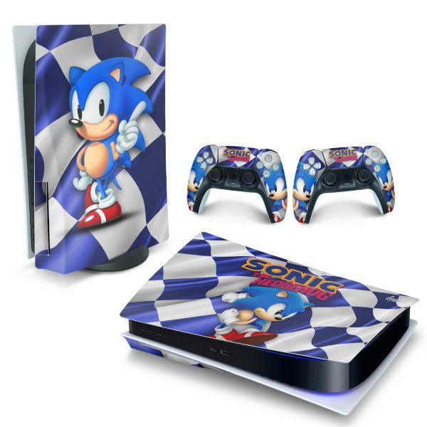 Skin PS5 - Sonic