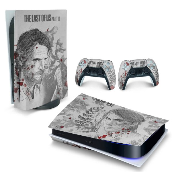 Skin PS5 - The Last Of Us Part II