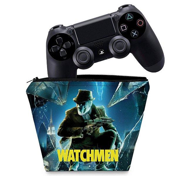Capa PS4 Controle Case - Watchmen