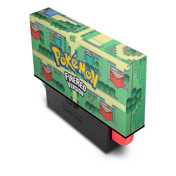 Nintendo Switch Capa Anti Poeira - Pokemon Firered