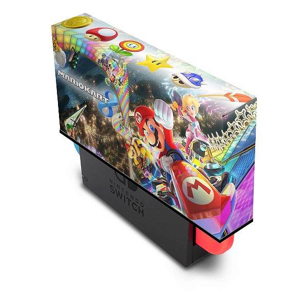 Nintendo Switch Capa Anti Poeira - Mario Kart 8