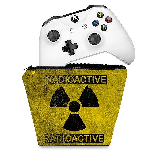 Capa Xbox One Controle Case - Radioativo