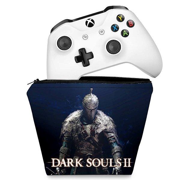 Capa Xbox One Controle Case - Dark Souls II