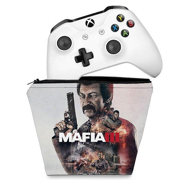 Capa Xbox One Controle Case - Mafia 3