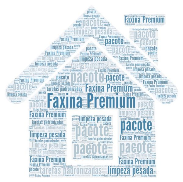 Faxina Premium Pacote